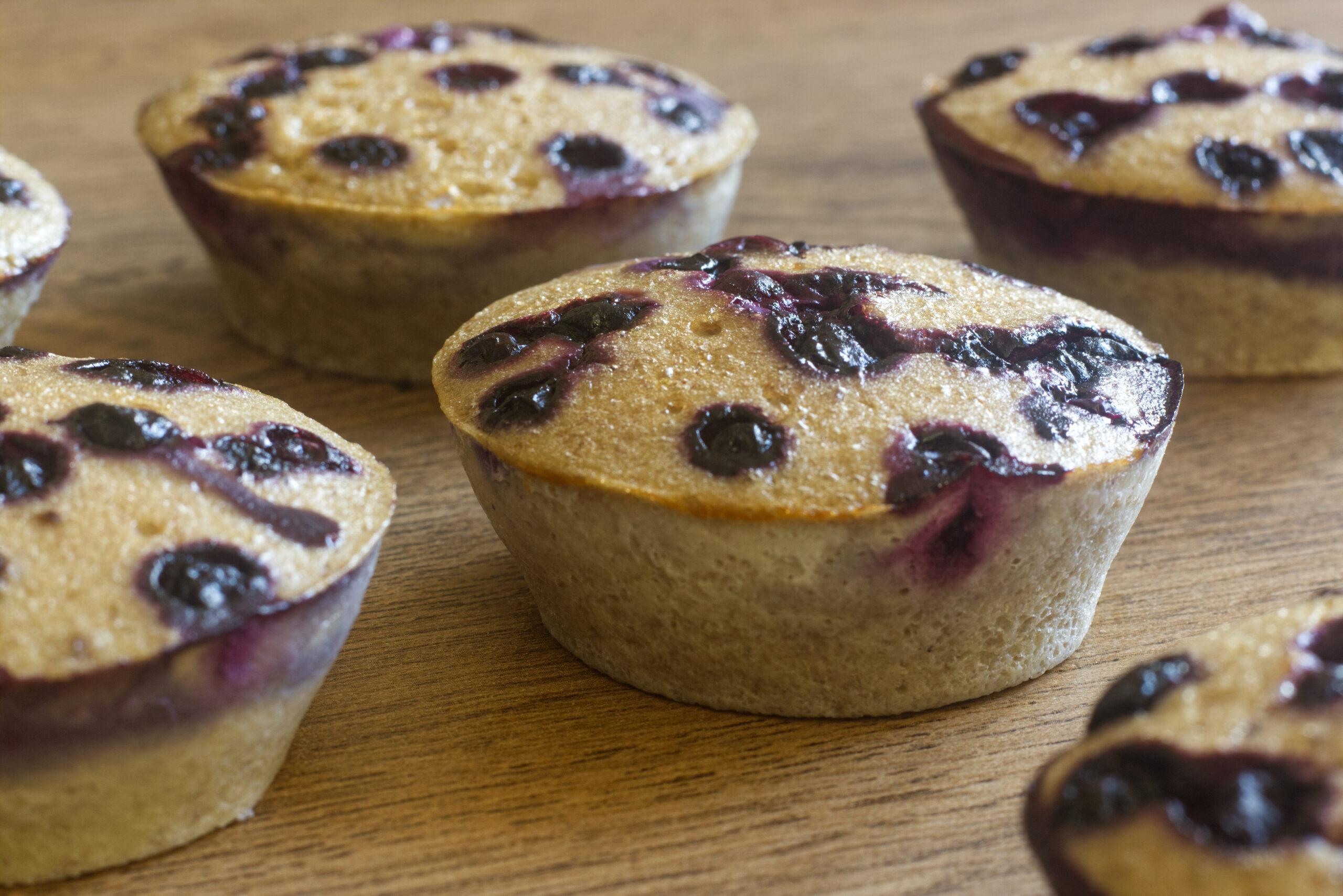 Rychlé jednoduché muffiny (Paleo, GAPS)