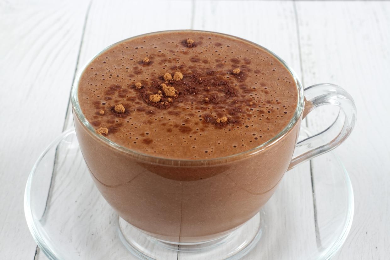 Horká čokoláda (paleo, GAPS)