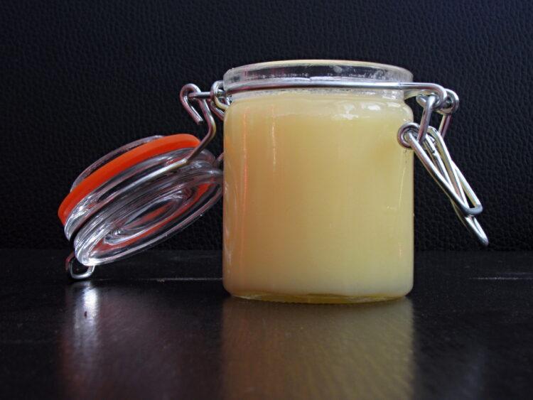 Přepuštěné máslo / ghí (Paleo, Whole30, Lowcarb, Keto, GAPS)