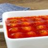 Masové kuličky v rajčatové omáčce (Paleo, Whole30, Lowcarb, Keto, GAPS)