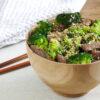 Hovězí s brokolicí (Paleo, AIP, Whole30, Lowcarb, Keto, GAPS)
