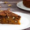 Mrkvový koláč s vlašskými ořechy (Paleo)