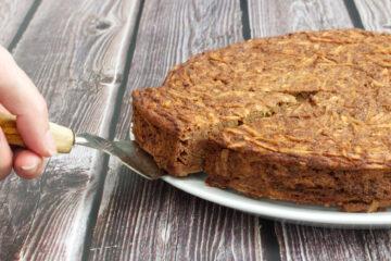 Jablečný koláč (Paleo)