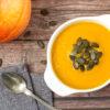 Dýňová polévka (Paleo, AIP, Whole30, Vegan, GAPS)