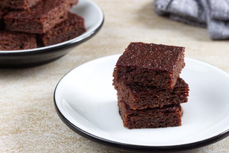 Brownies z červené řepy (Paleo, GAPS)