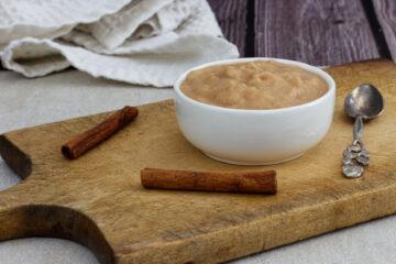 Jablečné pyré (Paleo, Lowcarb, GAPS)