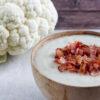 Květáková polévka (Paleo, AIP, Whole30, Lowcarb, Keto, GAPS)