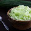 Okurkový salát (Paleo, AIP, GAPS)