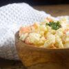 Lehký bramborový salát (Paleo, Whole30, Lowcarb)