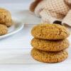 Měkké zázvorové sušenky (Paleo)
