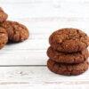 Paleo kokosovo-kakaové sušenky (bez lepku, bez laktózy)