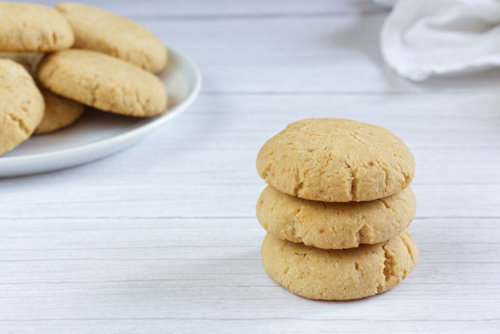 Kokosovo-citrónové AIP sušenky (AIP, paleo, vegan)